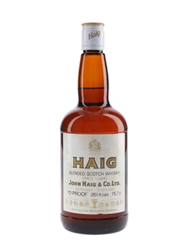 Haig's Gold Label