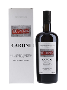 Caroni 1998 Heavy Trinidad Rum