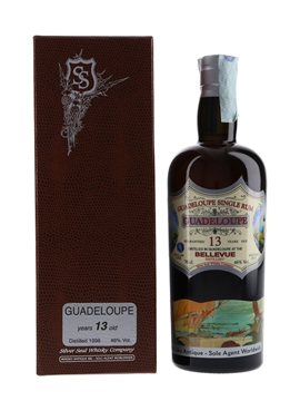 Bellevue 1998 Guadeloupe Rum