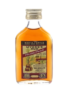 Myers's Planters' Punch Rum