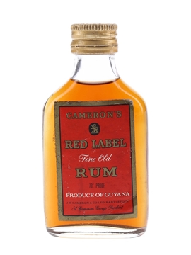 Cameron's Red Label