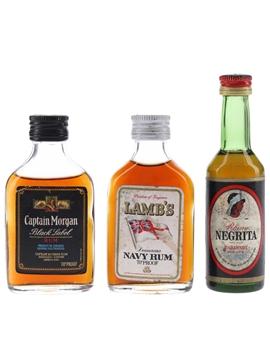 Bardinet, Captain Morgan & Lamb's