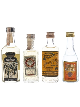 Assorted Tequila