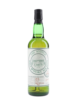 SMWS 24.100 A Bungee Jumper's Dram