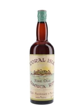 Coral Isle Fine Old Jamaica Rum