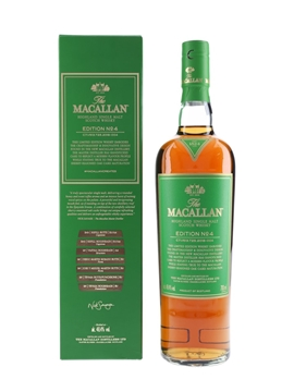 Macallan Edition No.4