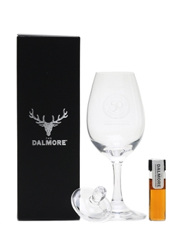 Dalmore The 50 & Richard Paterson Nosing Glass