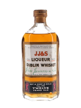 Jameson JJ&S 12 Year Old