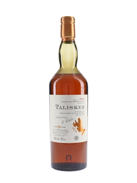 Talisker 20 Year Old