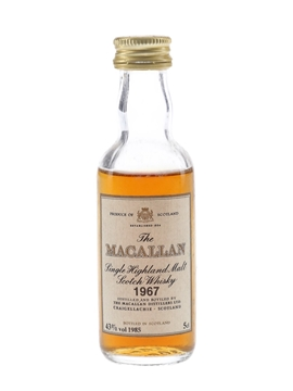 Macallan 1967 Bottled 1985 5cl / 43%