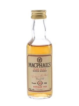 MacPhail's 1938