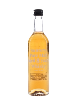 Suntory Pure Malt 8 Year Old