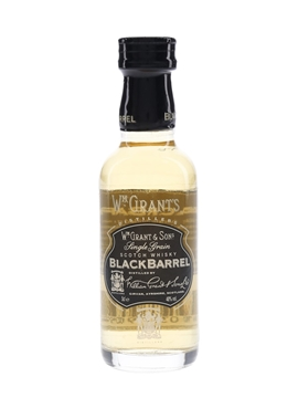 Grant's Black Barrel Single Grain