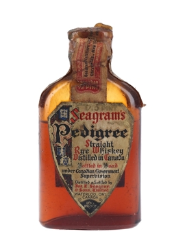Seagram's Pedigree 8 Year Old