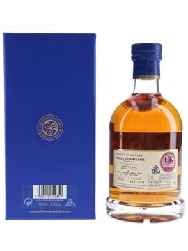 Kilchoman 11 Year Old Feis Ile 2019 - Signed Bottle 70cl / 54.4%