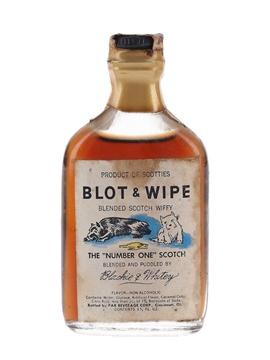 Blot & Wipe Blended Scotch Wiffy