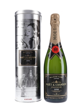 Moet & Chandon 1998 Millesime Blanc