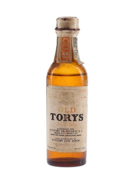 Old Torys Whisky Anejo