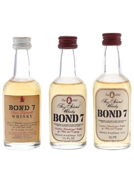 Gilbey's & Milne And Company Bond 7