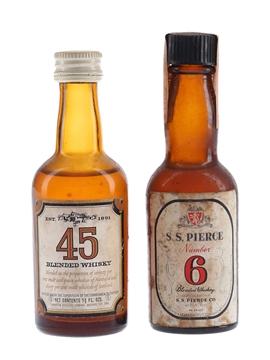 45 & SS Pierce