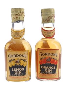Gordon's Lemon & Orange Gin Spring Cap