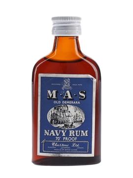 Churton's MAS Old Demerara Navy Rum