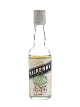 Kilkenny Brand Irish Whiskey