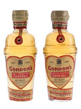 Gordon's Cocktail Shaker Spring Cap