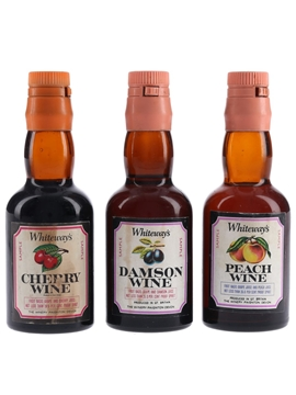 Whiteway's Cherry, Damson & Peach Wine