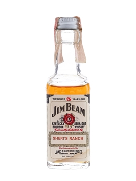 Jim Beam 5 Year Old