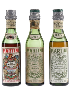 Martini Vino Vermouth