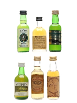 Assorted Malt Whisky