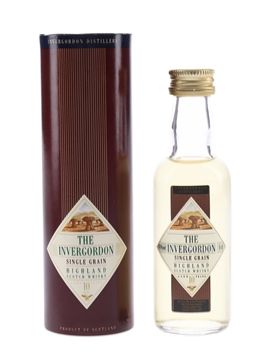 Invergordon 10 Year Old