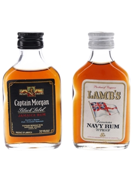 Captain Morgan & Lamb's