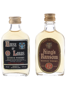 House Of Lords & King's Ransom