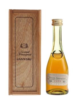 Janneau Grand VSOP Armagnac