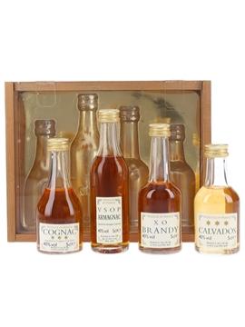 UWS French Brandy Set