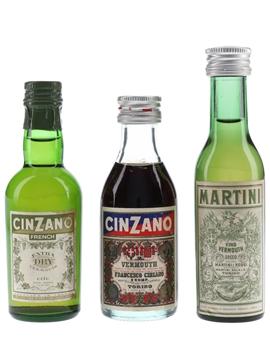 Cinzano & Martini Vermouth