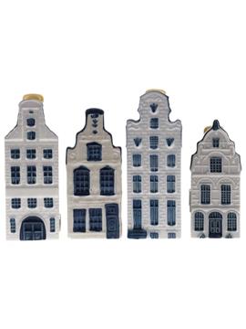 Bols & Rynbende Blue Delft's