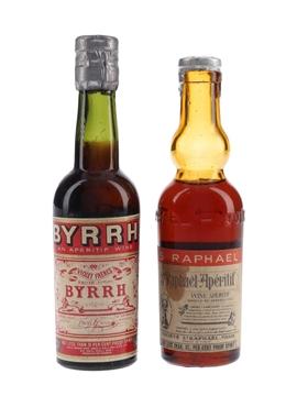 Byrrh & St Raphael