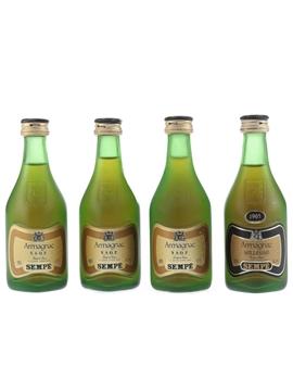 Sempe Millesime 1965 & VSOP Armagnac
