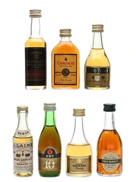 Assorted Brandy