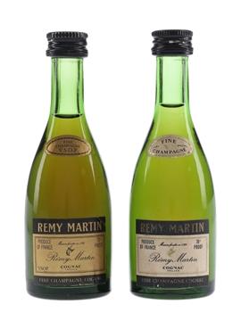 Remy Martin VS & VSOP