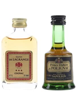 Gaston De Lagrange & Prince Hubert De Polignac