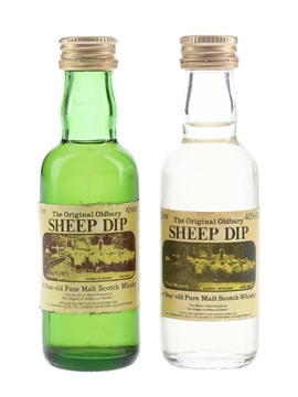 Sheep Dip 8 Year Old