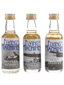 Whisky Connoisseur Flying Machines