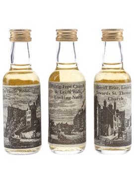 The Whisky Connoisseur Views Of Edinburgh