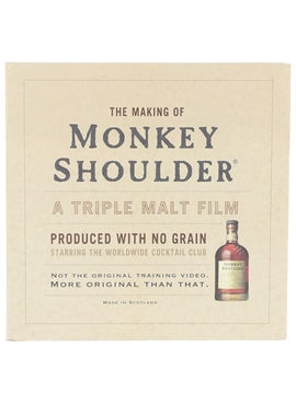 The Making Of Monkey Shoulder