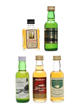 Assorted Blended Malt Whisky