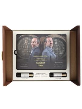 Gordon & MacPhail Private Collection Longmorn 1961 Cask 512 & 508 2 x 1cl